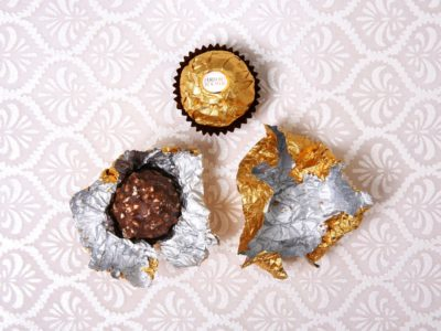 Ferrero Rocher Facebook Refresh
